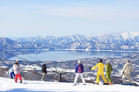 スキー・スノーボードの写真