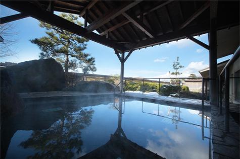 秋田温泉の写真