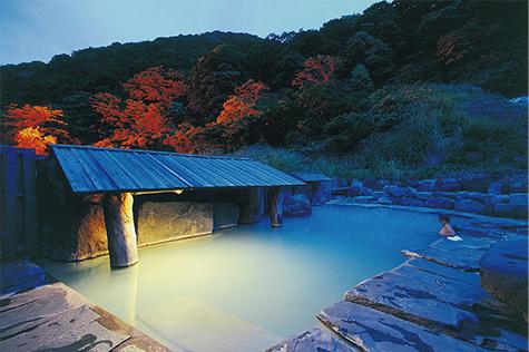 泥湯温泉の写真