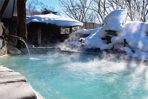 水沢温泉郷の写真
