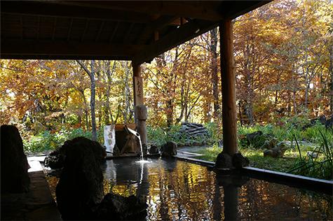 田沢湖高原温泉郷の写真